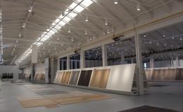 Interni – exhibition area