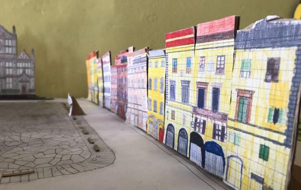 <strong>Leggere la città: piccoli architetti alla scoperta di una Piazza e delle sue architetture</strong>