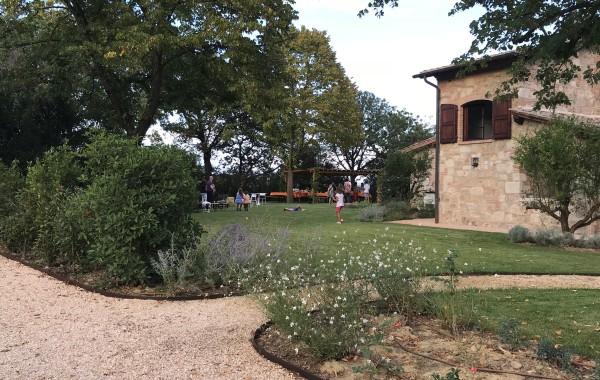 Chiusi (SI) – villa privata