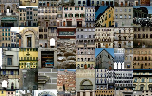 <strong>Firenze studi per il colore dei fronti edilizi</strong>