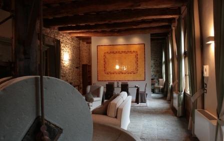 <strong>Bagno a Ripoli (FI)  residenza privata (ex frantoio)</strong>
